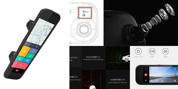 Xiaomi 70 Steps Smart Rearview Mirror barato en Gearbest