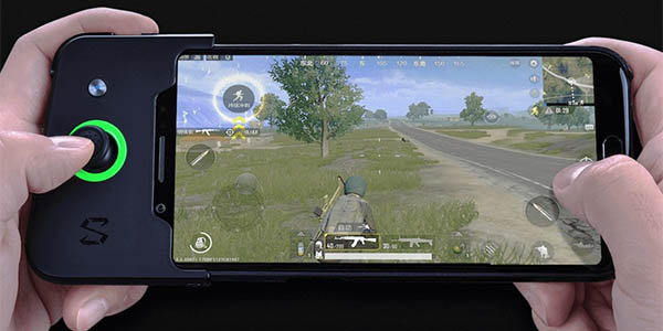 Smartphone gaming Xiaomi Black Shark barato