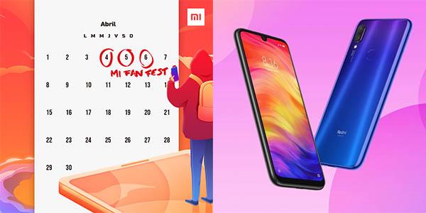 Ofertas Xiaomi en el Mi Fan Festival