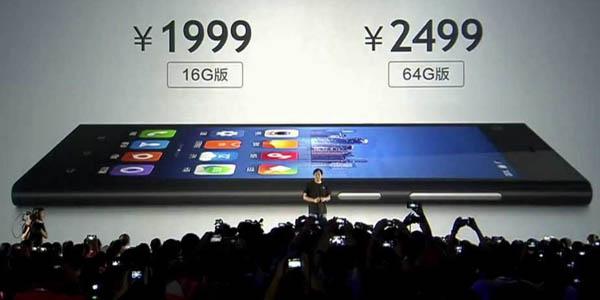 Las keynote de Xiaomi se asemejan mucho a las de algunas compañías más famosas...