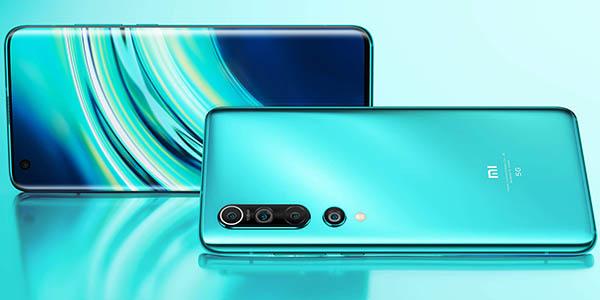 Xiaomi Mi 10 5G en color verde