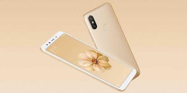 Xiaomi Mi 6X con inteligencia artificial
