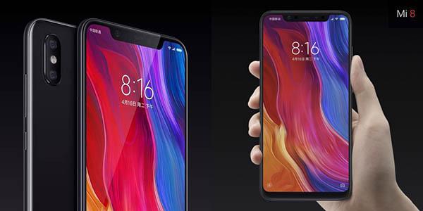Smartphone Xiaomi Mi 8 al mejor precio