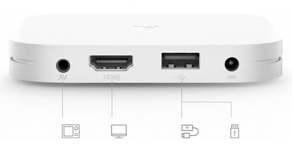 Xiaomi Mi Box 4 barato