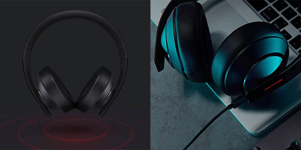 Auriculares Xiaomi Mi Game Headset en AliExpress