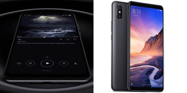 Smartphone Xiaomi Mi Max 3 barato