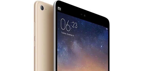 Xiaomi Mi Pad 3 con 64GB de almacenamiento