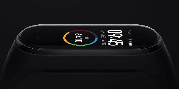 Xiaomi Mi Band 4 en AliExpress