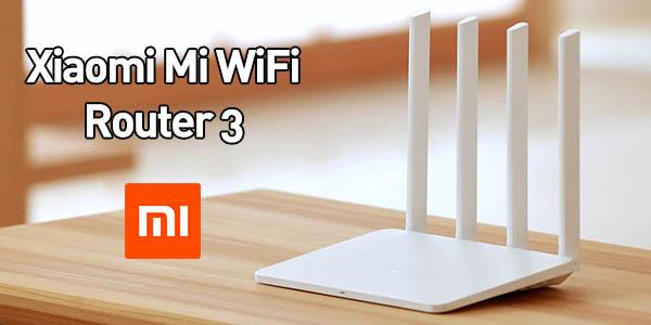Xiaomi Mi WiFi Router 3 Dual Band