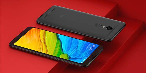 Xiaomi Redmi 5 con pantalla 18:9