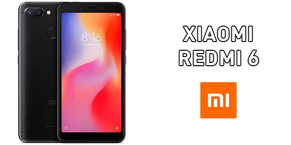 Xiaomi Redmi 6 de 5,45''