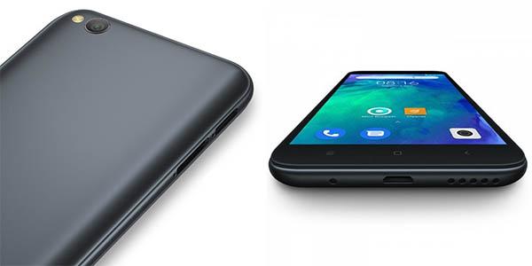 Xiaomi Redmi Go en color negro