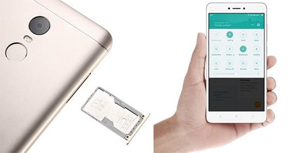 Smartphone Xiaomi Redmi Note 4X barato