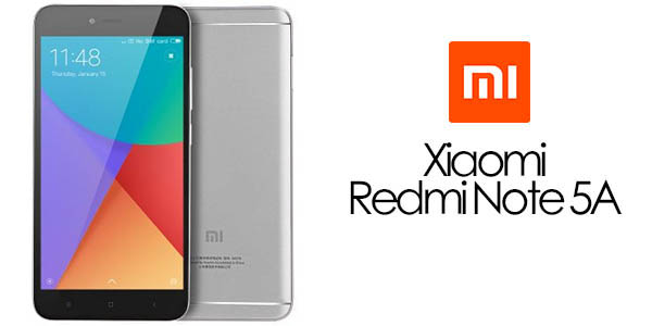 Smartphone Xiaomi Redmi Note 5A Global