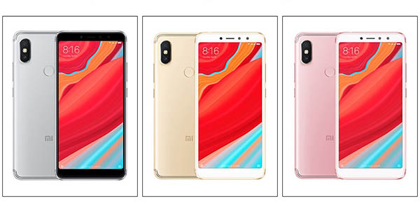 Xiaomi Redmi S2 en varios colores