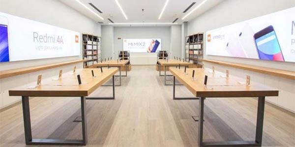 Primera tienda Xiaomi en Madrid