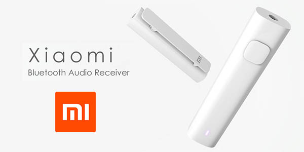 Receptor Audio Bluetooth Xiaomi