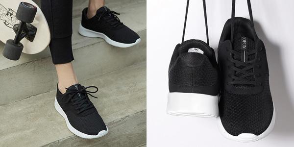 Zapatillas deportivas Xiaomi 90FUN para hombre chollo en Banggood