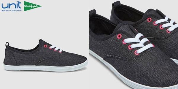 Zapatillas de lona UNIT para mujer baratas en AliExpress Plaza