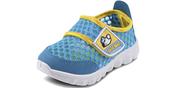 Zapatillas para niños fresquitas