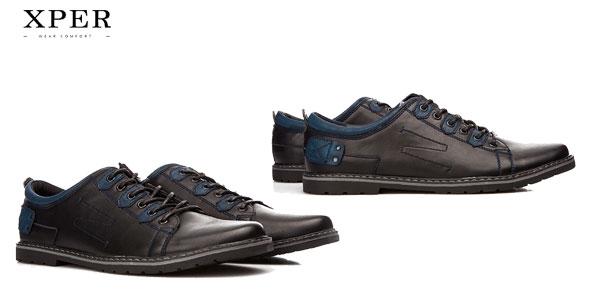Zapatos casual XPER para hombre chollo en AliExpress